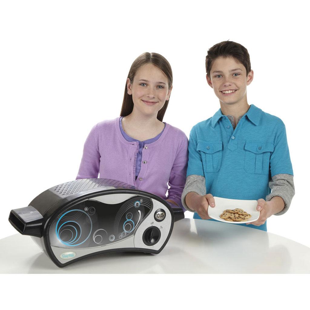 Amazon Com Easy Bake Ultimate Oven Black Silver Toys
