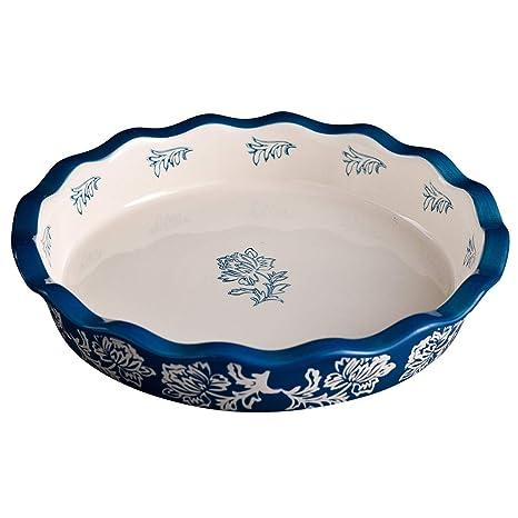 Amazon.com: Wisenvoy - Molde de cerámica para tartas de 9.1 ...