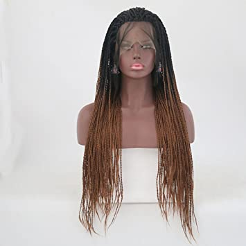 HYISHION Peluca Mujer Carnaval Halloween Larga Voluminosa Negro ...
