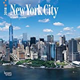 New York City 2018 7 x 7 Inch Monthly Mini Wall Calendar, USA United States of America New York State Northeast City