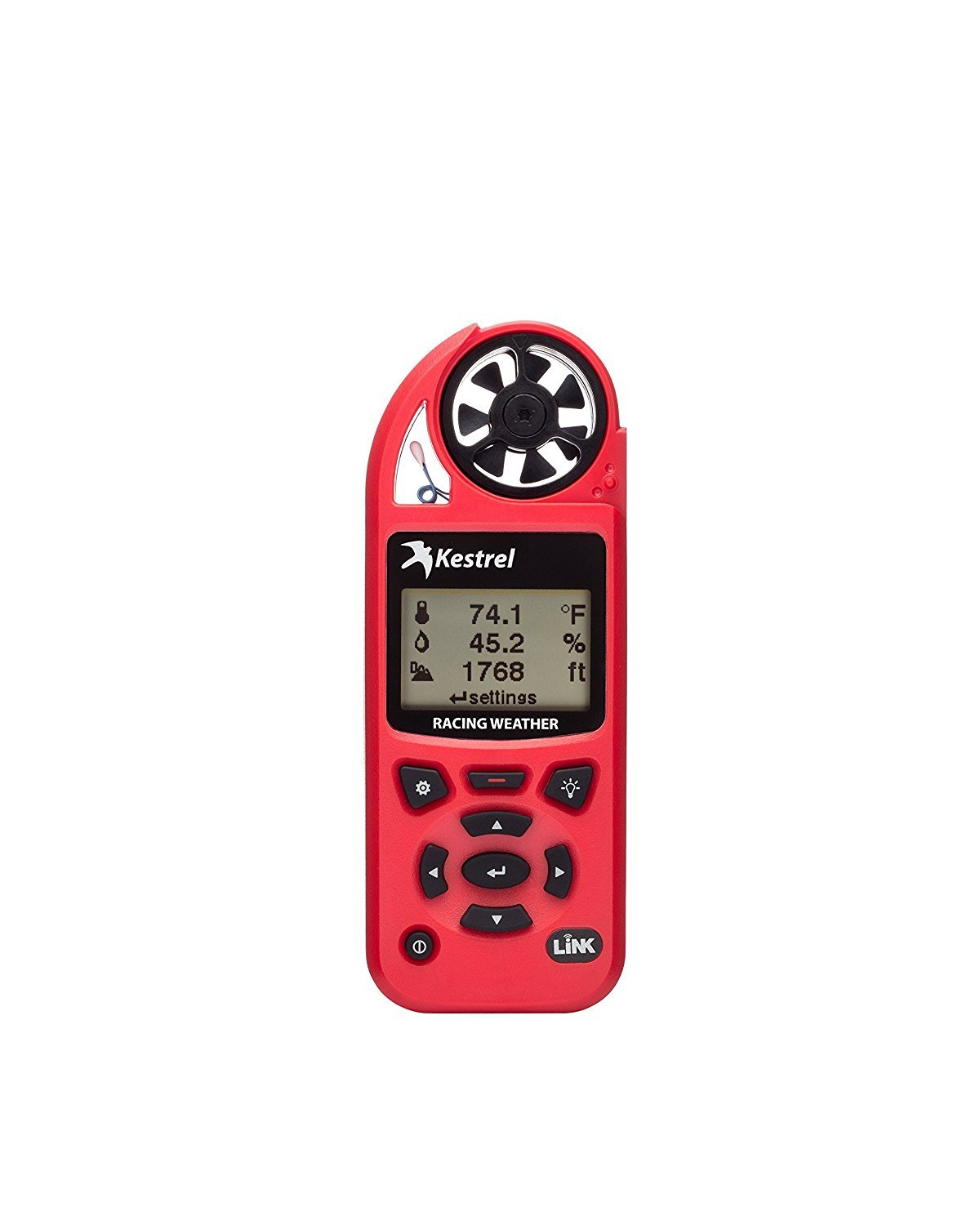 Kestrel 5100 Racing Weather Meter with LiNK by Kestrel   B017AF17M2