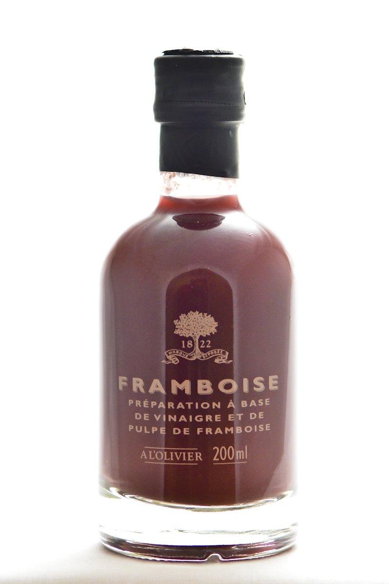 A L'Olivier Raspberry Fruit Vinegar 200ml