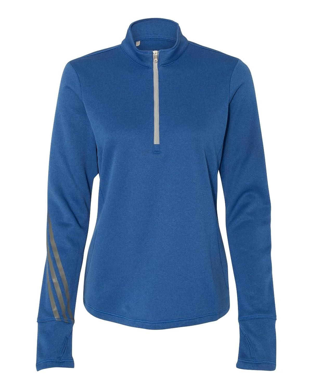 a1ba8a7885f3 Amazon.com   adidas Women s Training Performer Baseline 1 4 Zip Long ...