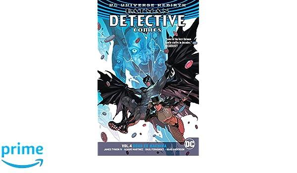 Batman Detective Comics Vol. 4 Intelligence (Rebirth ...