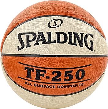 Spalding Canasta de Baloncesto, tamaño 6, para Interior y Exterior ...