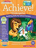 img - for Achieve!: Kindergarten: Building Skills for School Success book / textbook / text book
