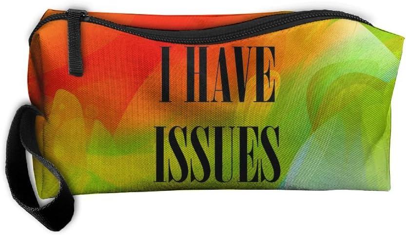 Bolsa de almacenamiento con cremallera, bolsa de tela Oxford para coser medicina, estuche para lápices de moda: Amazon.es: Hogar