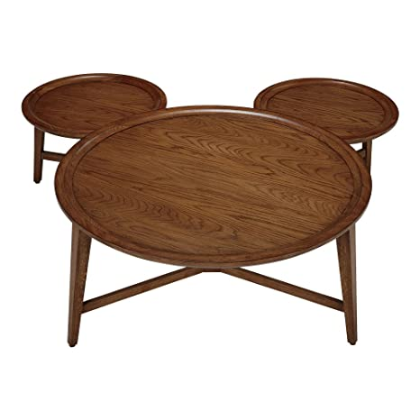 Ethan Allen Disney It All Started With A Mouse Coffee Table