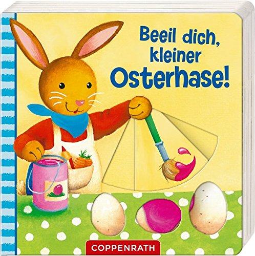 Beeil dich, kleiner Osterhase!