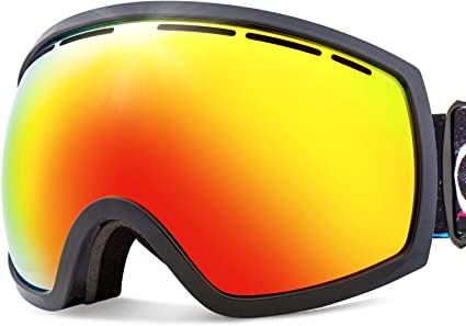 Men Women Snowboard Goggles Glasses for Skiing Protection Glasses
