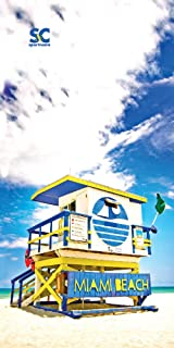 "product image for Sport N Care Beach Towel (Lifeguard House) Beach Towel 32"" x 60"""