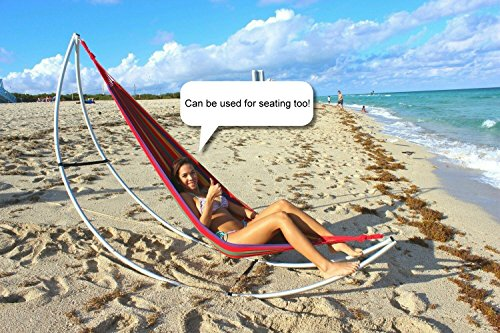 rating  folding beach hammock stand  portable foldable aluminum hammock      rh   relaxingdining