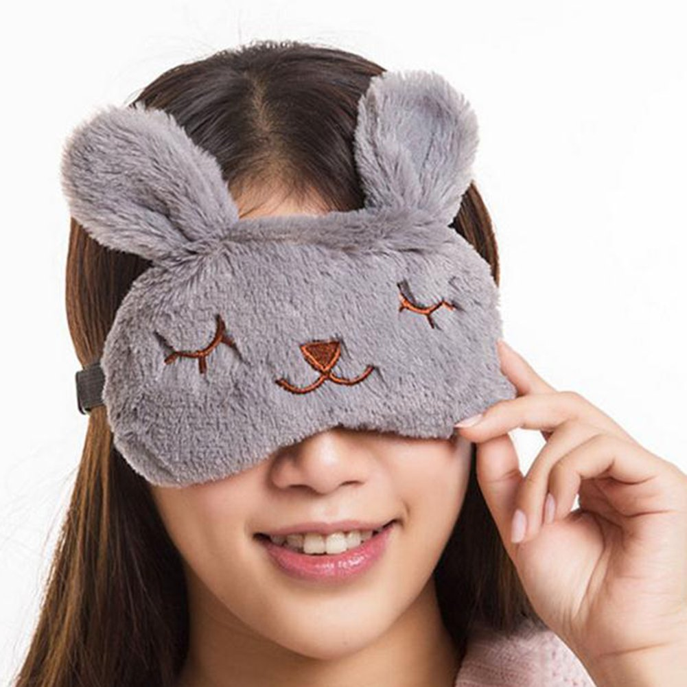 Wicemoon Masques de Sommeil Masque des Yeux Relaxation Opaque Masque Cache Yeux pour Dormir pour Voyage ou lors des