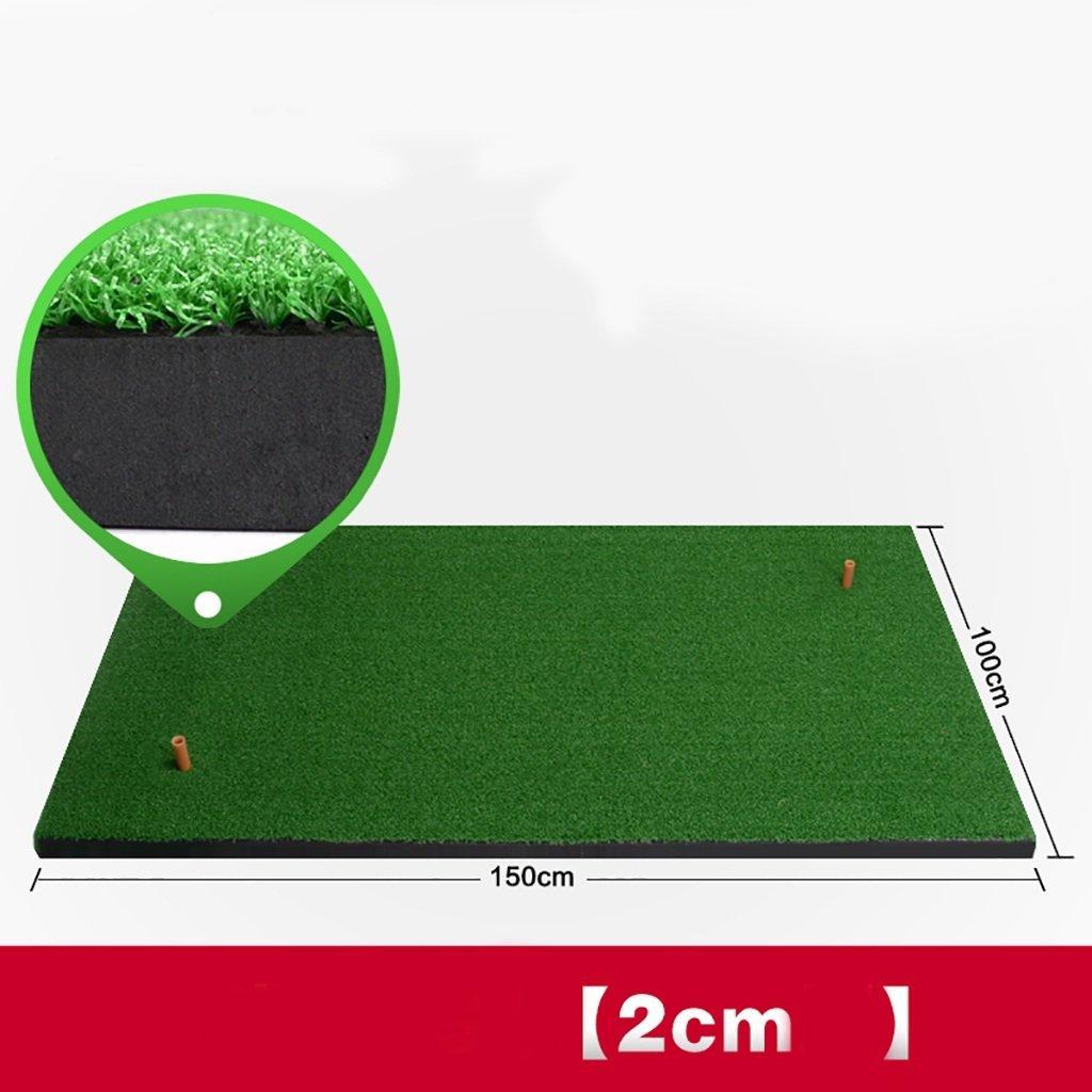 ゴルフ練習マット、自宅練習マット、オフィス練習用毛布、屋外パッティング練習 (サイズ さいず : 150 * 100cm) 150*100cm  B07G2YRY2T