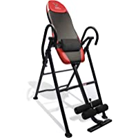 Body Vision IT9550 Deluxe Inversion Table (Red)