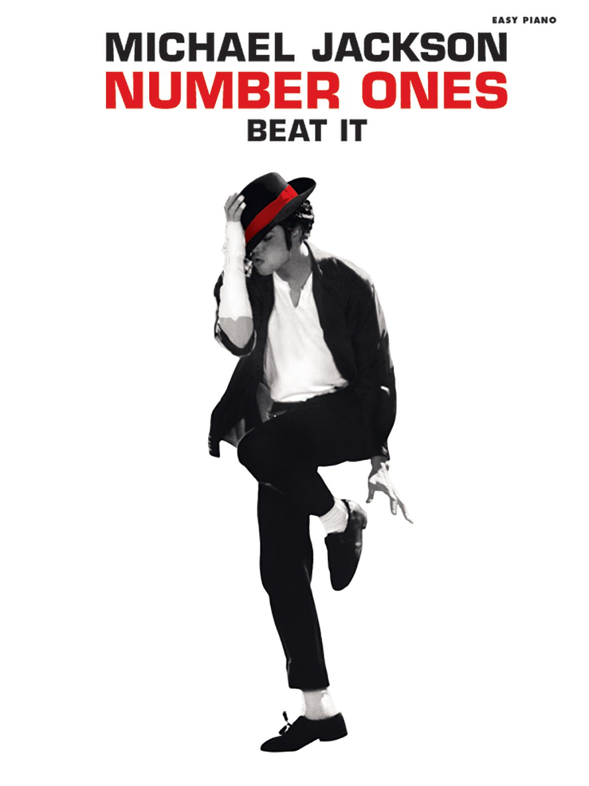 Beat It: Easy Piano, Sheet (Michael Jackson Number Ones) pdf