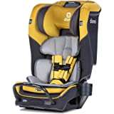 Diono Radian 3QX 4-in-1 Rear & Forward Facing Convertible Car Seat | Safe+ Engineering 3 Stage Infant Protection, 10…