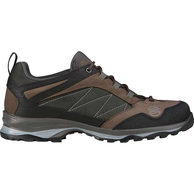 ハンワグ スポーツ ハイキング シューズ Hanwag Men's Belorado Low Shoe Light Brow aa2 [並行輸入品] B074N13FVL 7.5UK