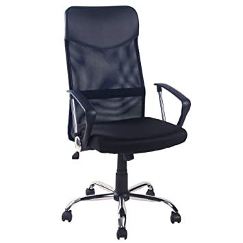 high office chair. LIFE CARVER Mesh High Back Executive Multicolour Adjustable Swivel Office Chair, Recline, Seat Chair H