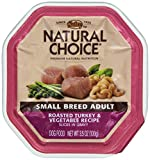 Nutro Natural Choice Small Breed Turkey Slices Canned Dog Food, 3.5 Oz. (Pack Of 24)