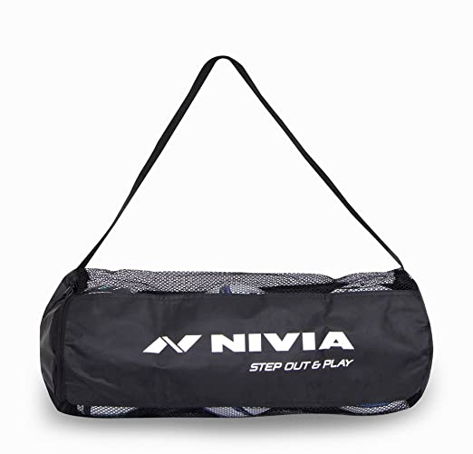NIVIA 'Ball Carrying Bag' for 3 Balls