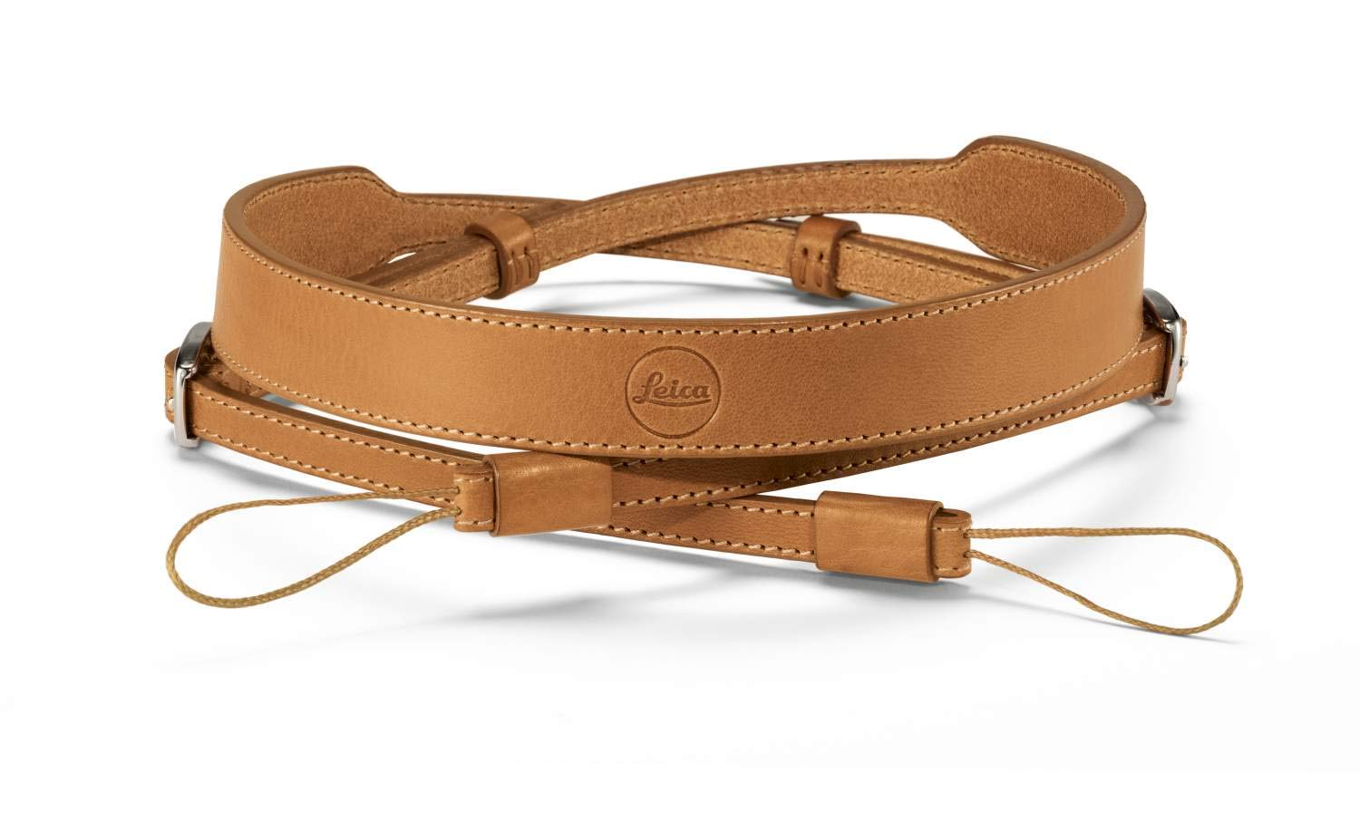Leica D-Lux 7 Carrying Strap - Brown by Leica