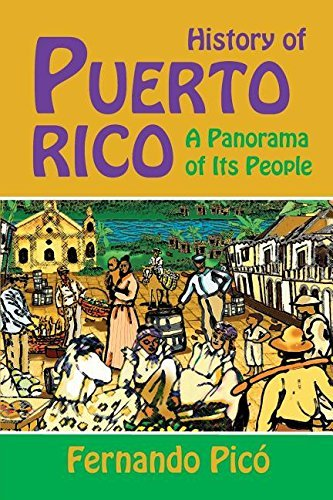 (By Fernando Pico - History of Puerto Rico: A Panorama of Its People (2nd Edition) (2014-06-24) [Paperback])