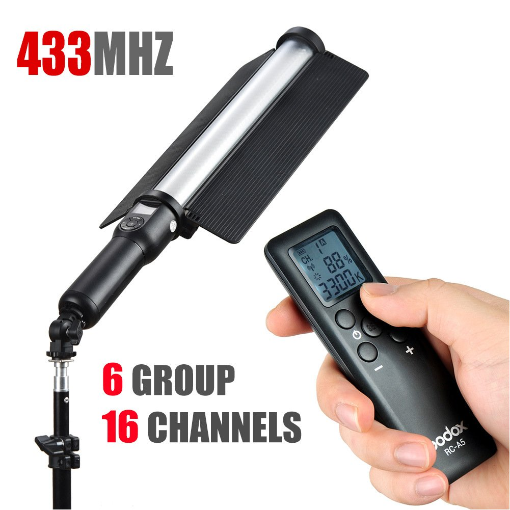 Amazon.com : Handheld LED Light Sticks Adjustable - Godox LC500 Built-in Lithium Battery 14.8V/2600mAh CRI >95 Adjustable 3300K-5600K for Still Life ...