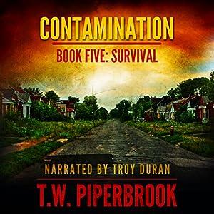 Contamination 5: Survival Audiobook