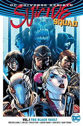 Order the first SUICIDE SQUAD TPB