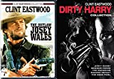 Dirty Harry Clint Eastwood + The Outlaw Josey Wales - The Enforcer / The Gauntlet / Sudden Impact DVD Western Action Pack 5 Movie Set Clint Eastwood