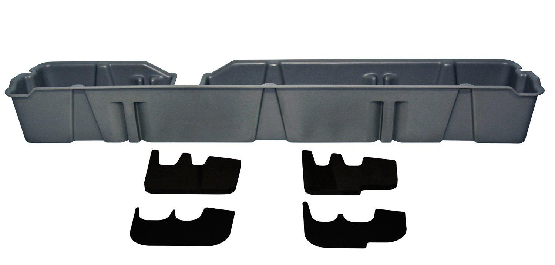 DU-HA Under Seat Storage Fits 11-14 Ford F-150 Supercab, Gray, Part #20096 DUH:20096