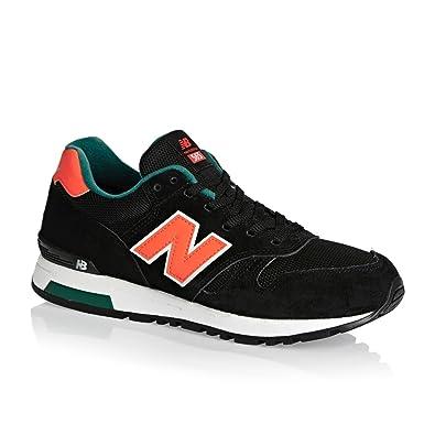 New Balance 565, Herren Sneaker schwarz