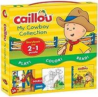 Caillou My Cowboy Collection: Includes Caillou