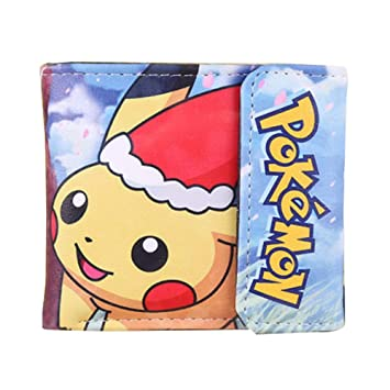 Portefeuille Wadaland Pokemon Pour Garçons Pikachu Pour