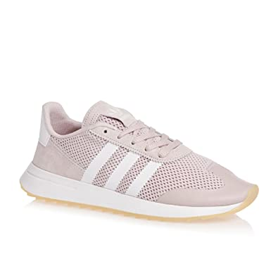detailed look f880b e85c6 adidas Flashback Femme Baskets Mode Pourpre