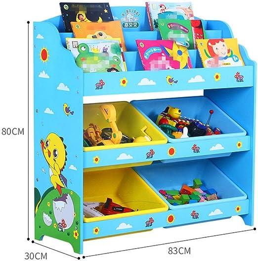 Caja de Almacenamiento de Juguetes para Niños Organizador de ...