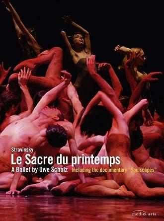 Le Sacre Du Printemps [DVD]