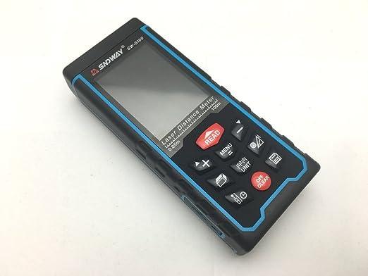 Sndway® wiederaufladbare handheld laser entfernungsmesser