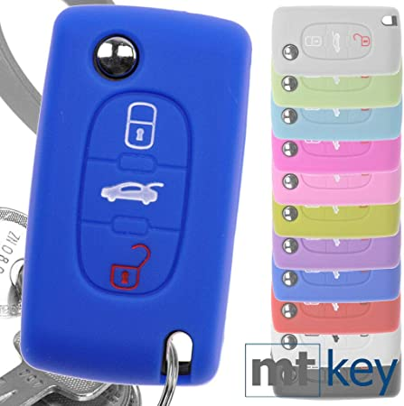 Soft Case Auto Schlüssel Silikon Schutz Hülle Elektronik