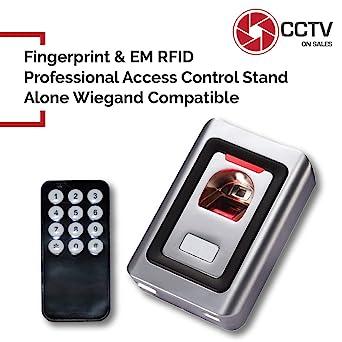 Fingerprint Entry RFID Access Control System infrared Fingerprint Access Control