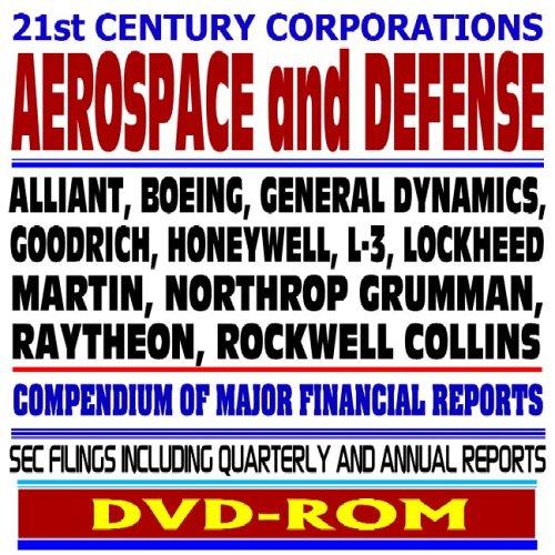 21st-century-corporations-aerospace-and-defense-alliant-boeing-general-dynamics-goodrich-honeywell-l