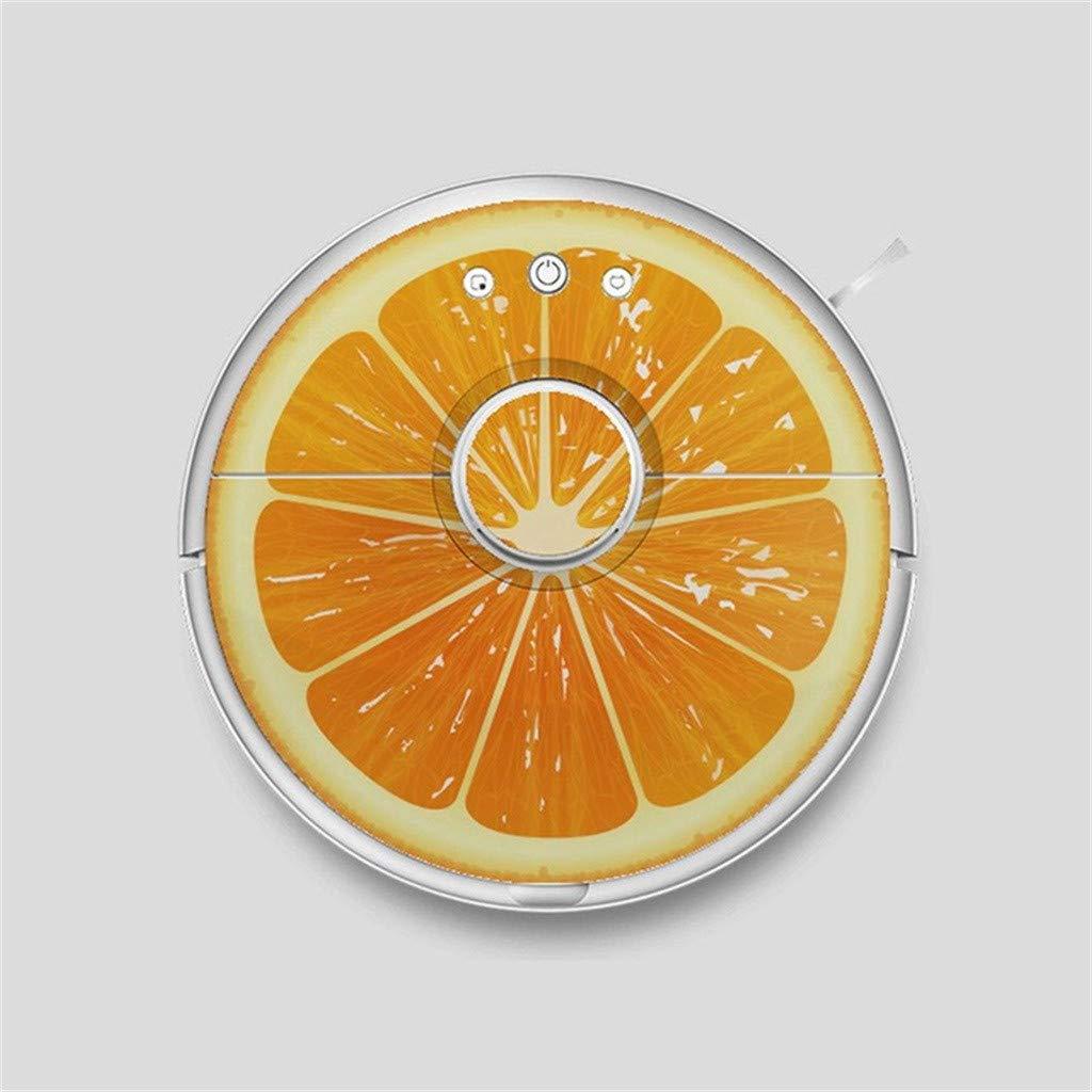 Pegatina Vinilo Roborock S50 Naranja