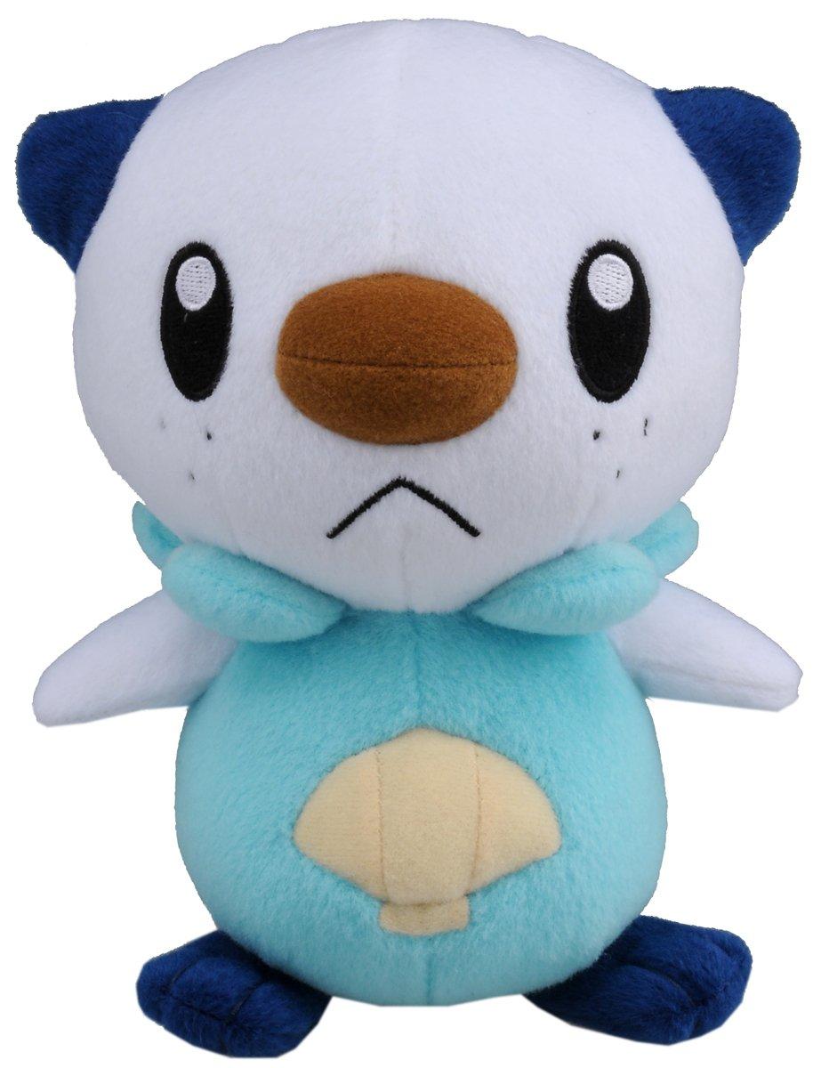 Tomy - Peluche Pokemon Moustillon 17 cm - 4904810388272