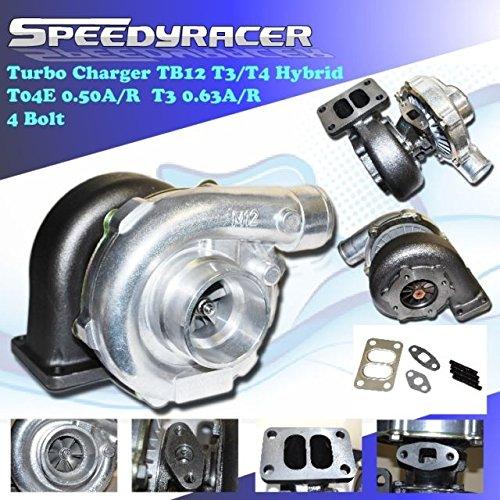 Amazon.com: Super T3T4 T04E Turbo TB12 Turbo .82 AR Saat Golf GTI VR6 Jetta Volvo Penta: Automotive