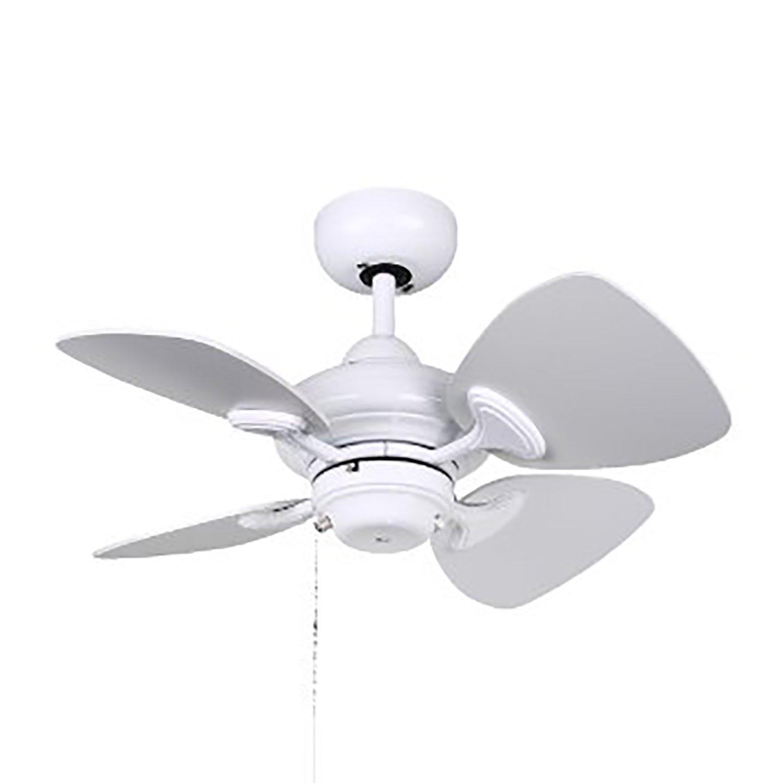 4 Blade Ceiling Fan 24 Inch Shelly Lighting