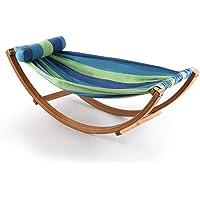 Gardeon Kids Hammock Chair Swing Bed Children Armchair Furniture Play Toy