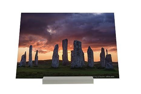 Soporte Fotografias Pared Aventurero Stonehenge Letrero