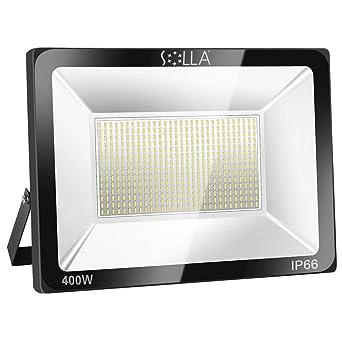 LedEquivalent À Led 400wIp66 Lumière Extérieur 2140w6000k Solla Blanche Ampoule Projecteur Du Halogène Imperméable32000lmEclairage ZuTkXiPO