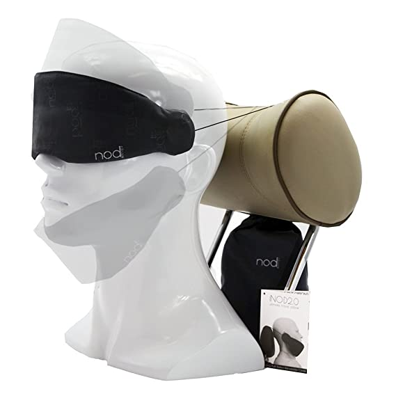 The Zdoze nod2.0 Sleep Upright Travel Pillow travel product recommended by Paula J. Blankenship on Lifney.
